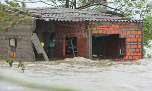 Quang Binh suffers worst flooding in 41 years