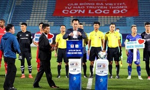 Vietnamese football joins hands to support flood victims