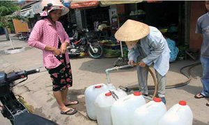 HCMC threatened by water shortages