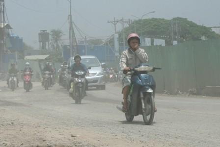 Air pollution in Hanoi reaches alarming levels