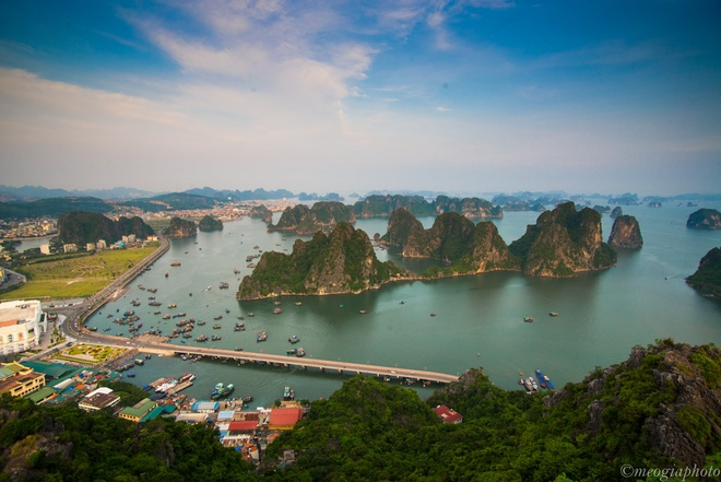 "Ha Long Bay: ""Kong: Skull Island"", stunning views on location"