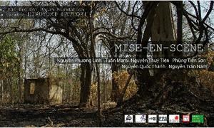 Moving image exhibition: Mise-en-scène