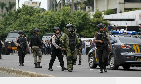 Activists raise concern over Indonesian anti-terror law