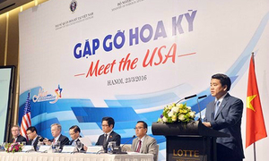 U.S. trade reps advise Vietnam on attracting more investment