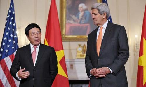 Kerry: US to help Vietnam combat worst drought in 100 years