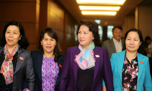 Vietnamese female politicians' battle to the top: what makes it extra hard?