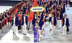 Hanoi ready to hold Southeast Asia's biggest sporting event