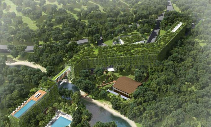New Phu Quoc resort claims international award