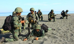 China says enhanced US-Philippine military ties invoke