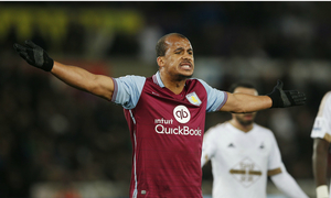 Villa skipper Agbonlahor dropped and told to get fit