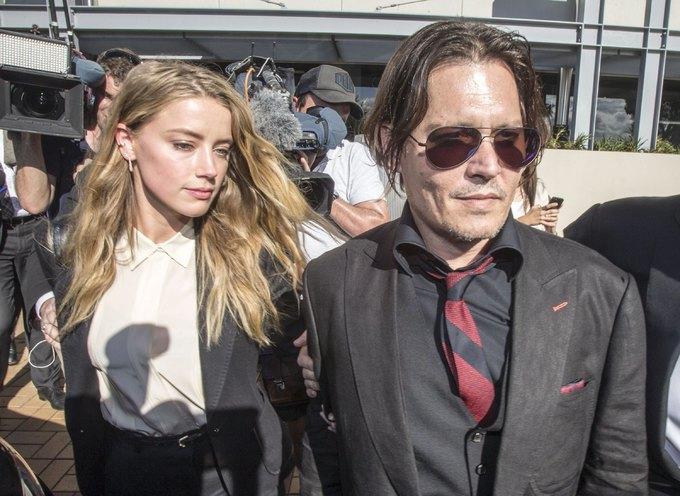 "Johnny Depp's wife cops good behaviour bond as Australia ends ""war on terrier"""