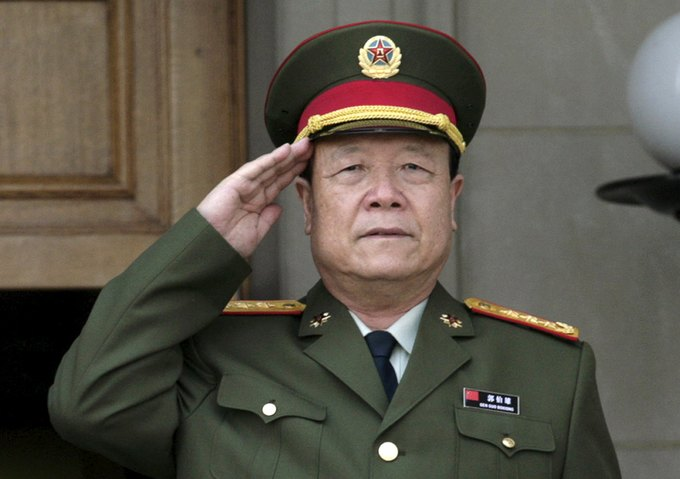 China widens anti-corruption campaign on senior officials' families