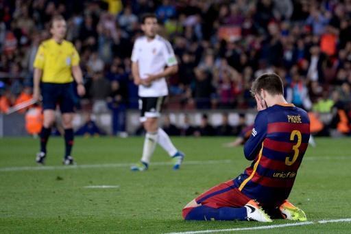 Barca on brink of implosion on La Liga super Wednesday