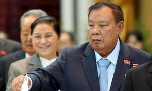 Laos appoints new president, prime minister