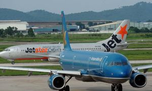 Australia's Qantas and Vietnam Airlines to invest $139mln to expand Jetstar Pacific fleet