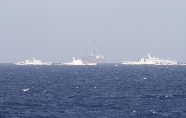 China says Brunei, Cambodia, Laos agree sea dispute must not hurt ties