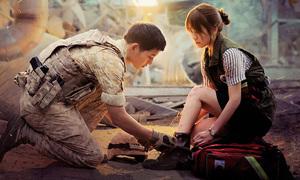 "Korean drama ""Descendants of the Sun"" series meets school physics tests"