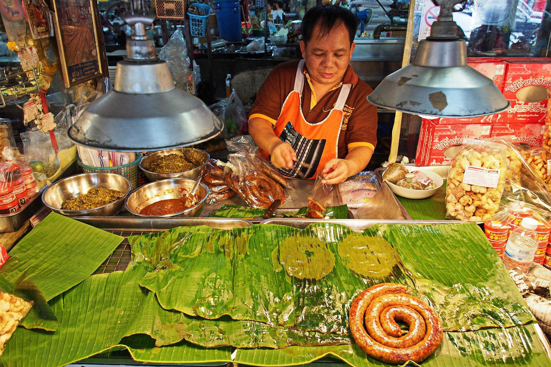 Photographer's eye: Food markets