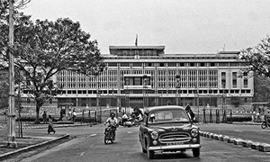 Independence Palace reveals secrets of toppled Saigon regime