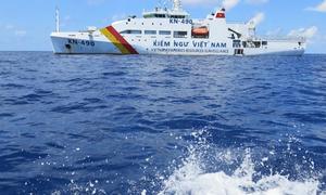 Overseas Vietnamese visit Truong Sa archipelago