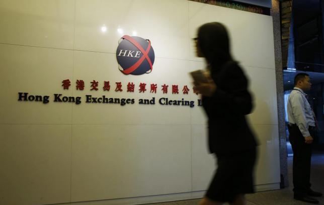 Hong Kong stocks fall to 3-week low amid growth, deflation worries