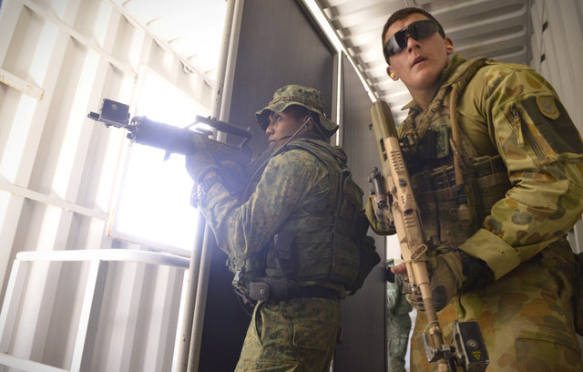 Singapore, Australia to jointly develop military training areas
