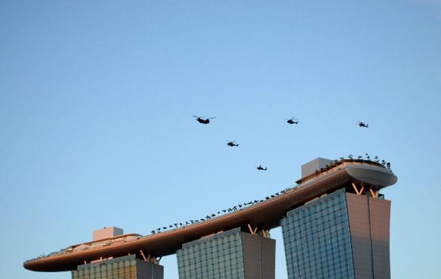 Singapore to fund $1.7 bln Australia military base expansion -source