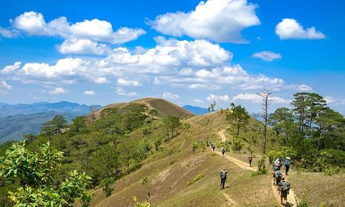 For your feet only: Vietnam's most splendid trekking route