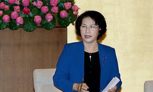 vietnam-wont-let-reactionary-forces-disrupt-elections-na-chairwoman