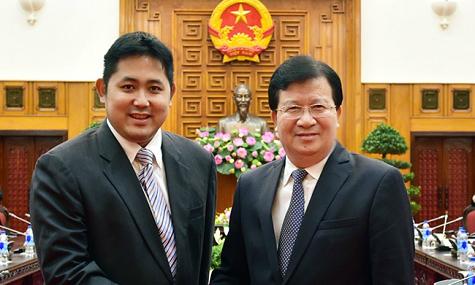 Brunei Prince weighs investment opportunities in Vietnam