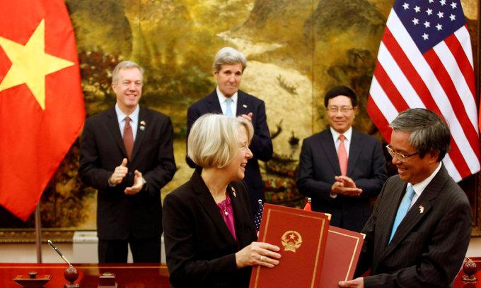 U.S. Peace Corps to set up English teaching programs in Vietnam