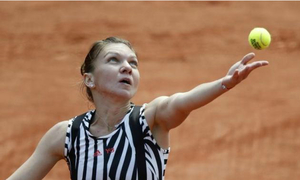Halep survives scare from 'a child of the internet'