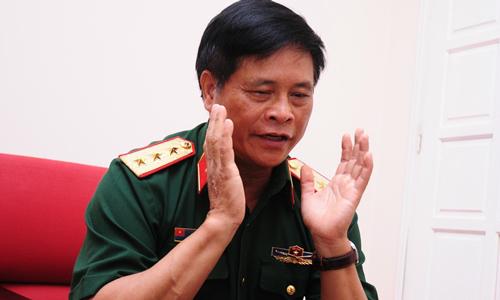 Vietnamese general: Vietnam should buy vehicles, not weapons from U.S.