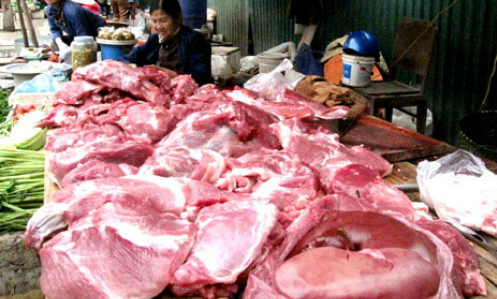Quarter of Saigon meat samples tainted with antibiotic residue: govt