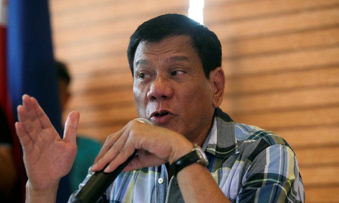 Philippines' Duterte denounced for defending killing of some journalists