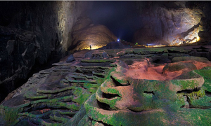 Son Doong: the world's largest cave has photographer in awe