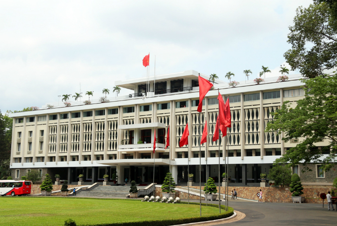 On April 28, some rooms at Independence Palace have been open to the public. But it's just the tip of the iceberg.