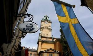 Sweden convicts man of preparing suicide bomb attack