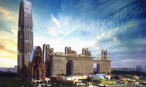 Saigon - a magnet for billion dollar skyscrapers