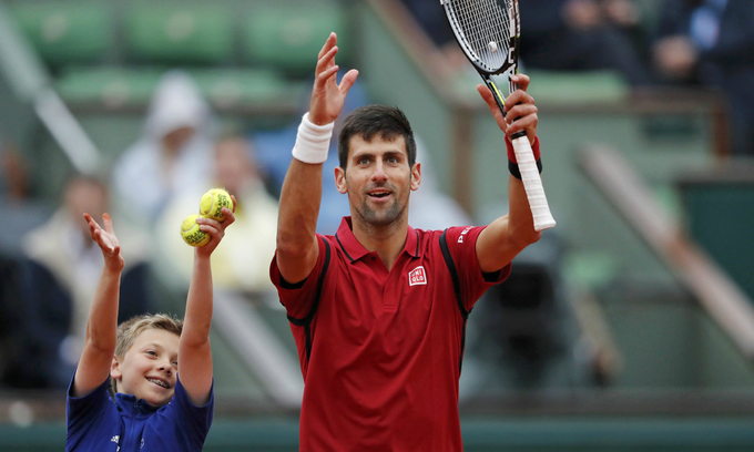 $100 million Djokovic on show for $22 in Friday special