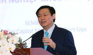Deputy PM suggests setting up a stock exchange for start-ups