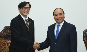 Bilateral trade with Thailand expected to reach $20 billion by 2020