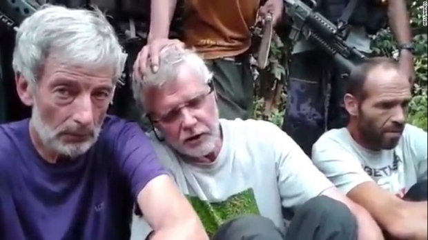 Philippines condemns execution of Canadian by al Qaeda-linked group