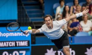 "Lendl says Murray can end Djokovic's ""golden slam"" dream"