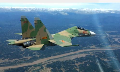 Vietnamese missing fighter pilot found dead off central coast