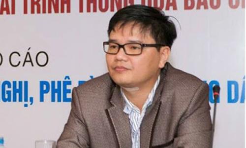 Vietnamese journalist's press card revoked for slandering the defense forces on Facebook