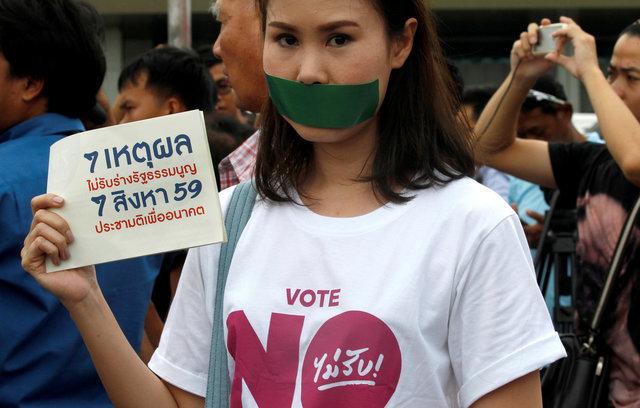 Thai junta leader, opposition call on U.N. as tension rises