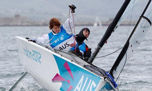 Olympics-Australian Paralympic sailor robbed at gunpoint in Rio