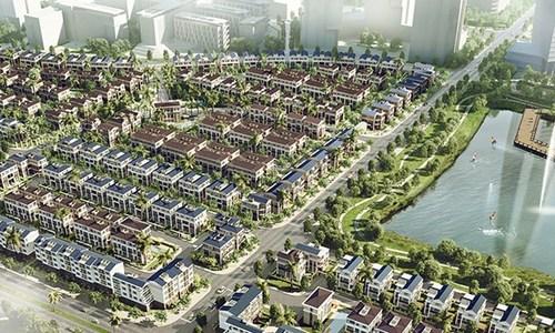 "Daewoo E&C to build $2.2 billion Korean-style luxury ""city"" in Hanoi"