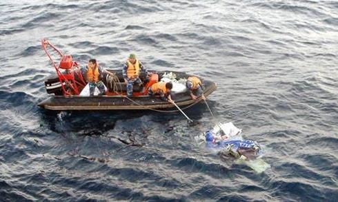 CASA 212 crew member found dead at crash site